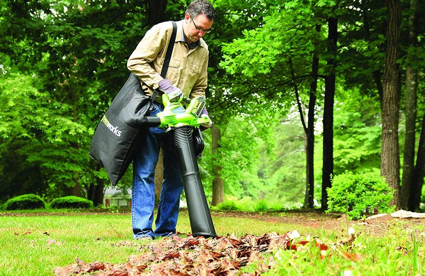 utilité aspirateur souffleur de feuilles